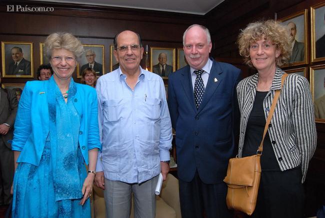 Visita de consulado