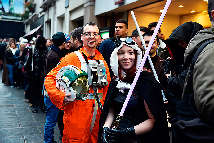 Site de rencontre fan de star wars