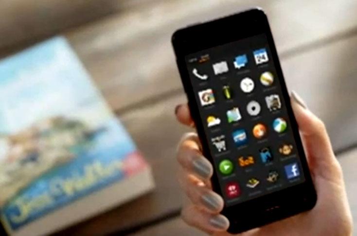 Video: Amazon lanza su teléfono inteligente 'Fire'   EL PAIS
