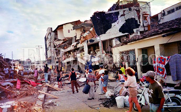 Fotos del terremoto en armenia colombia 5