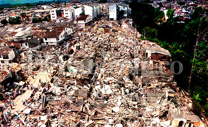 Fotos del terremoto en armenia colombia 89