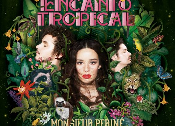 Monsieur Periné Encanto tropical