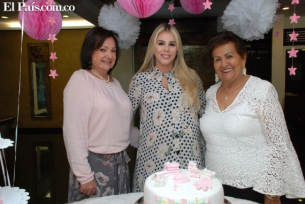 Baby Shower Andrea Nassar
