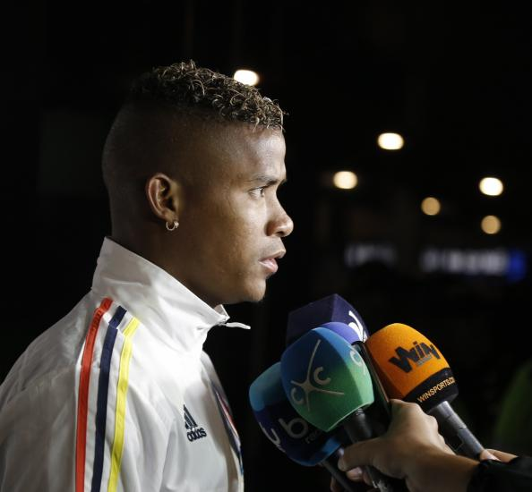 wilmar barrios seleccion colombia