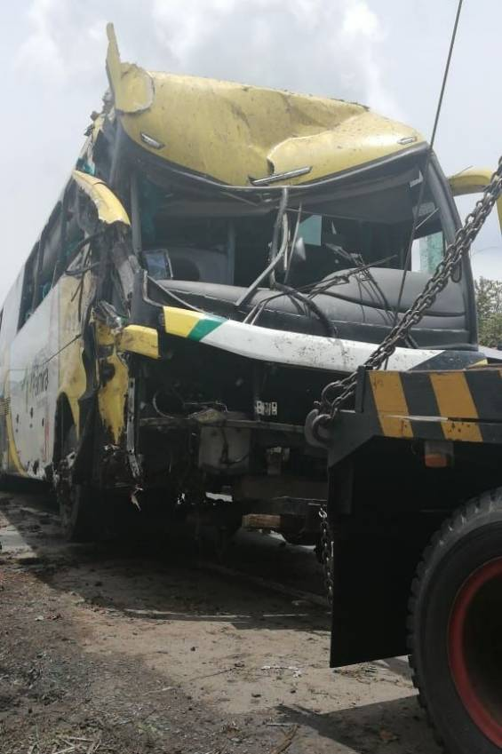 Armoured Vehicles Latin America ⁓ These Accidente Bus