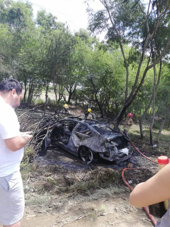 Accidente Cali - Yumbo BMW