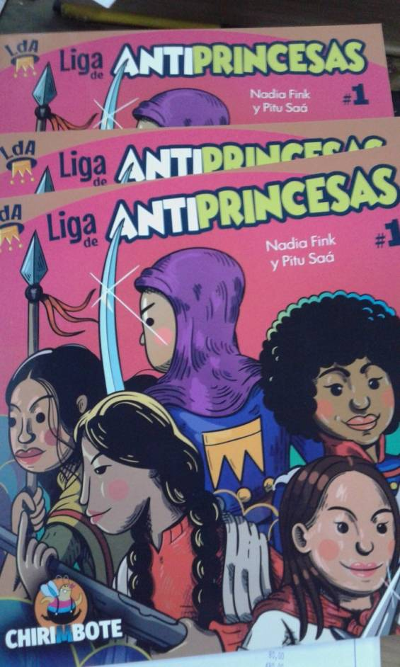 Liga de antiprincesas