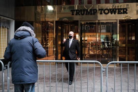 Trump Tower, en Nueva York