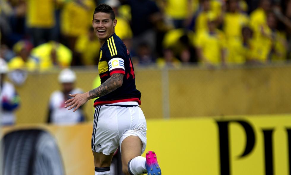james rodriguez seleccion colombia