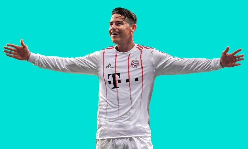 James ha evolucionado: Técnico del Bayern Munich