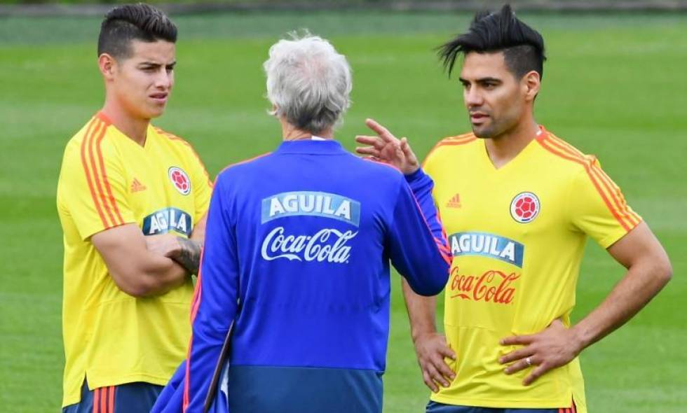 james rodriguez falcao garcia jose pekerman