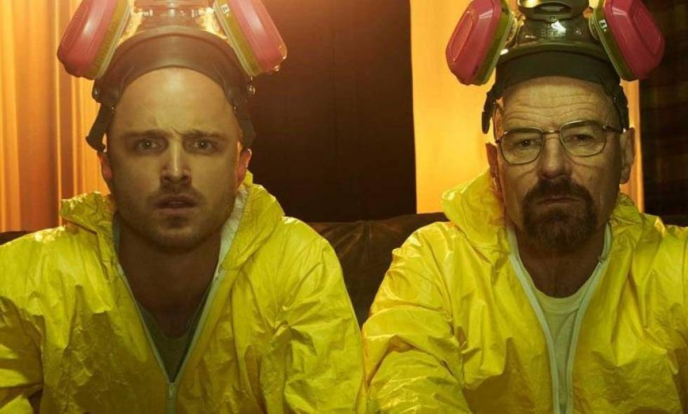 Confirman grabaciones de una película sobre Breaking Bad