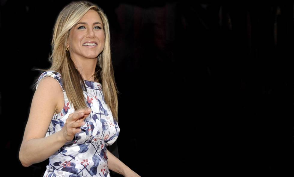 Jennifer Aniston, actriz estadonidense