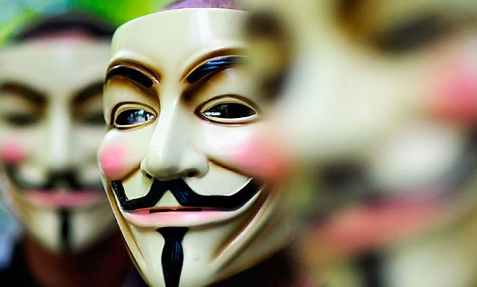 Anonymous realizó ataque cibernético a Banco Central de Grecia