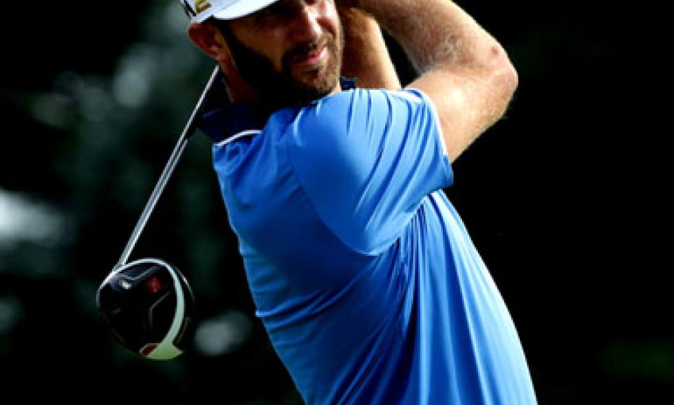 Golfista Dustin Johnson conquistó el US Open 2016