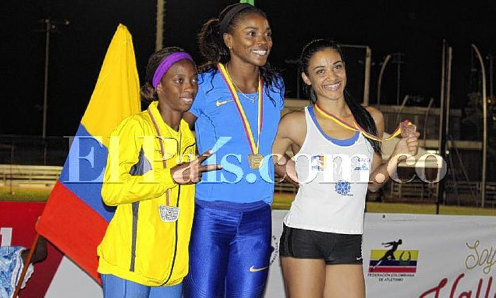 Colombia brilló en el Grand Prix de Atletismo