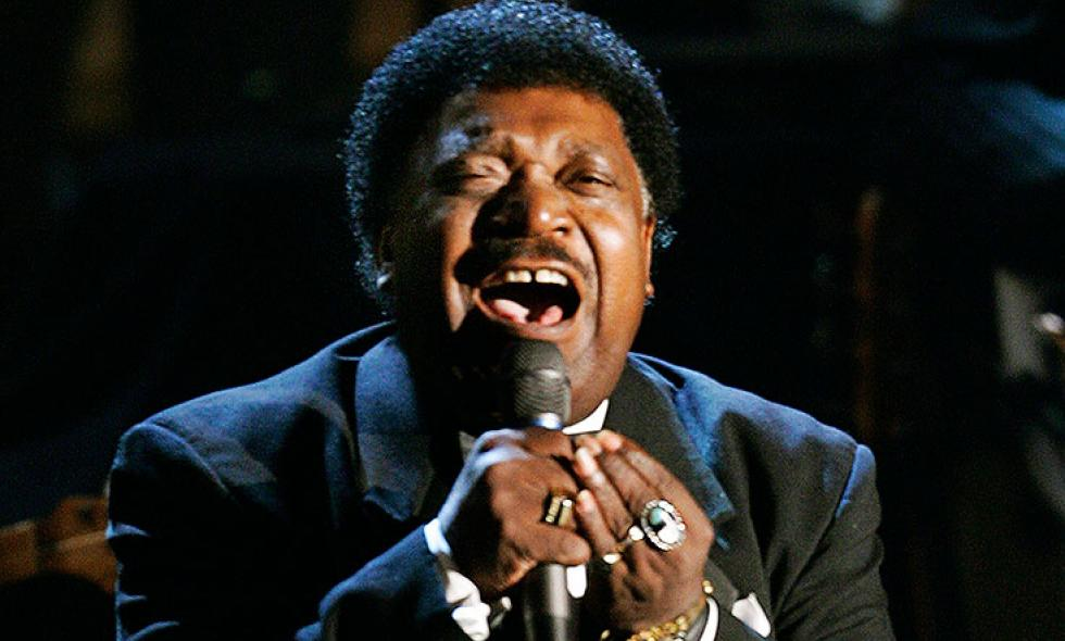 Murió el cantante Percy Sledge, intérprete de 'When a man loves a woman'