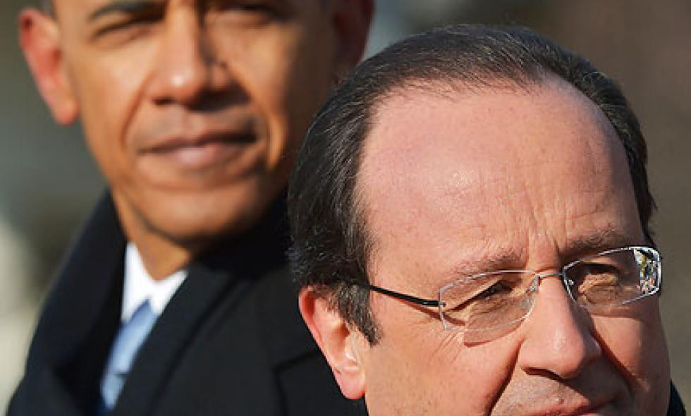 Obama dice a Hollande que acabará con las