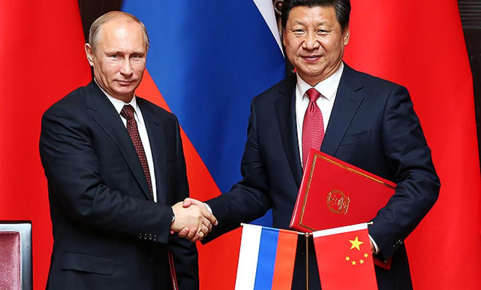 China y Rusia firman esperado acuerdo de gas
