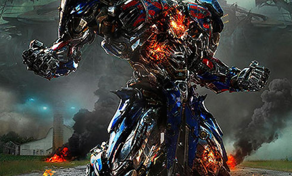 'Transformers: Age of Extinction' barre en taquilla de Estados Unidos