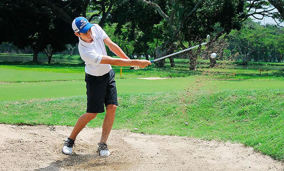 Se realiza en Cali la final de la gira occidental de golf