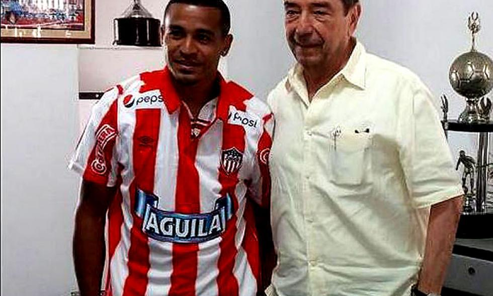 Macnelly Torres regresará al Atlético Junior