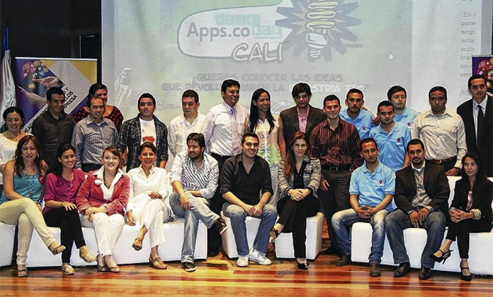 Mintic destacó 9 ideas de negocio de Cali dentro del programa APPs.co