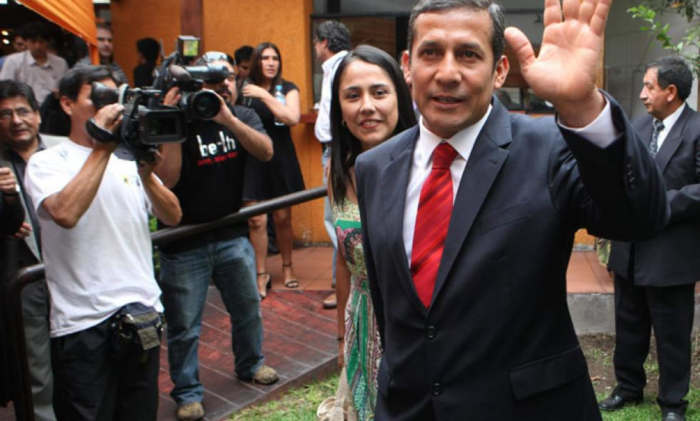 Ollanta Humala mantendrá a director del Banco Central