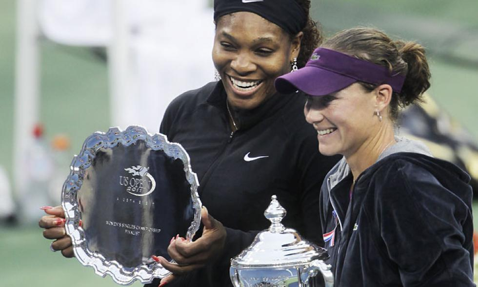 Stosur superó a Serena Williams y ganó el US Open
