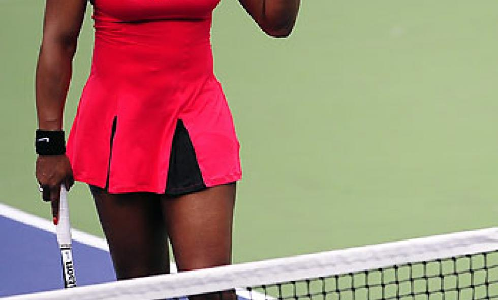 Multan a Serena Williams por