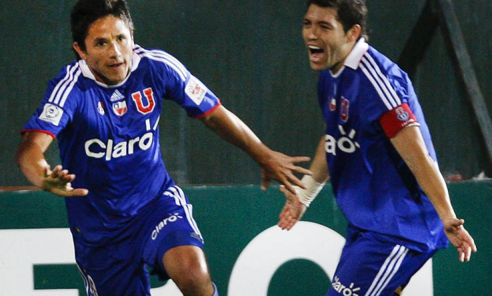 Liga de Quito y Universidad de Chile juegan la final de la Suramericana