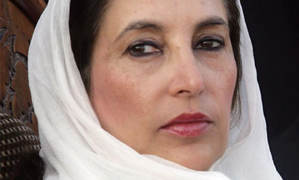 Estrenan en Paquistán documental sobre Benazir Bhutto