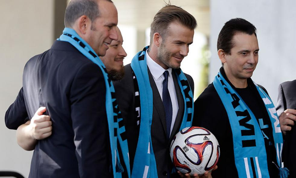 El controvertido estadio de David Beckham en Miami