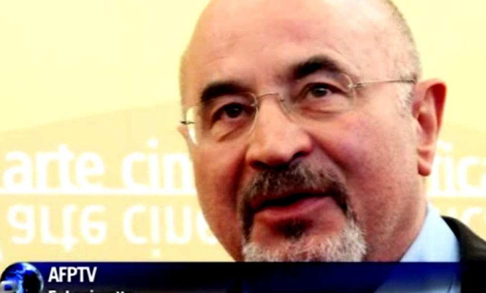 Video: fallece el actor británico Bob Hoskins