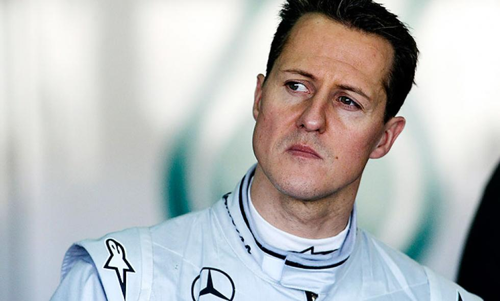 En video: Michael Schumacher salió del coma
