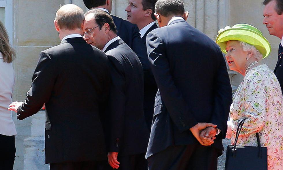 Video: Obama afirma que Putin debe reconocer al presidente de Ucrania