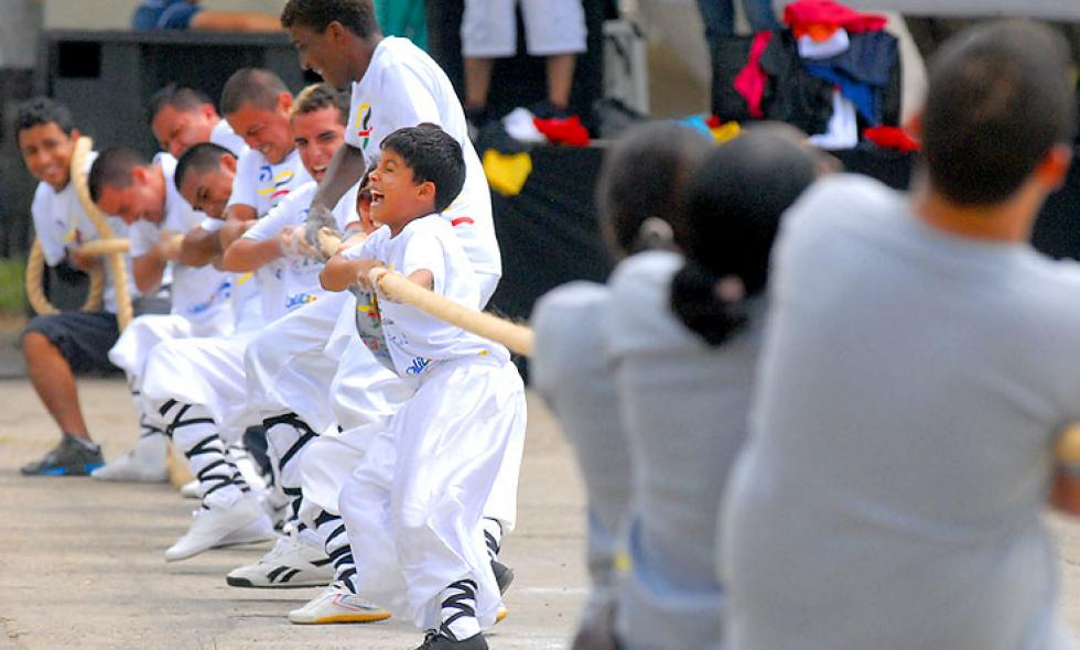 Video: los World Games 2013, presentes en la 55 Feria de Cali