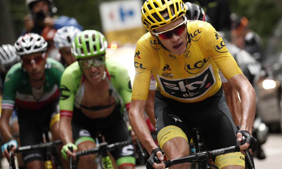 chris froome ciclismo