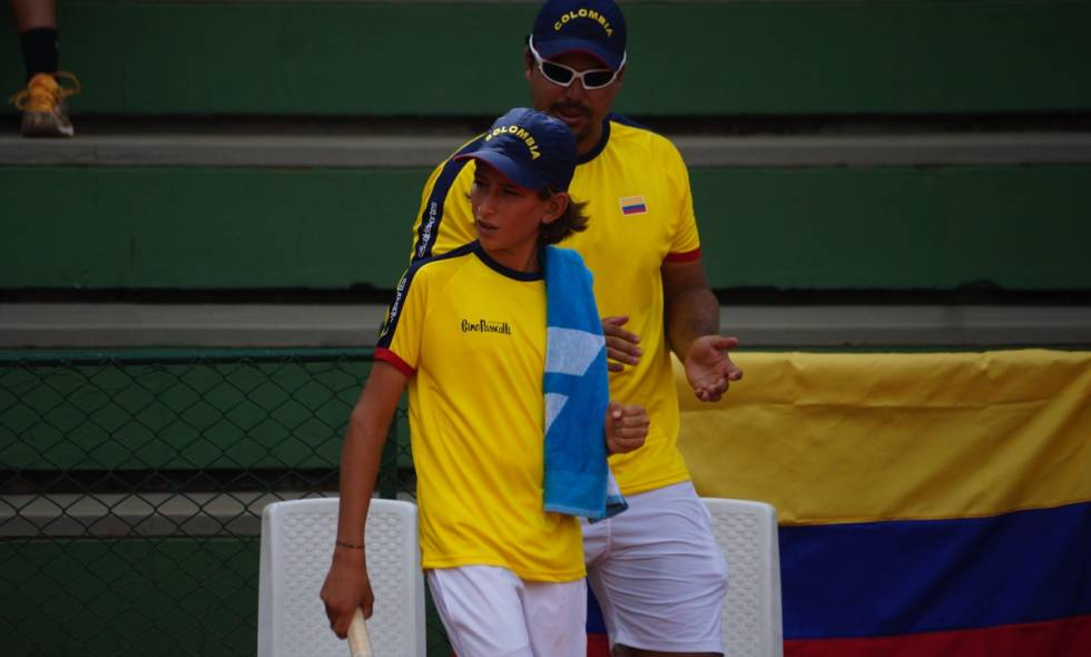 Samuel Heredia Francisco Franco tenis
