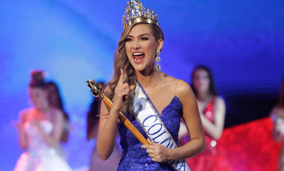 Road to Miss Universe 2020 - Official Thread 5dca2a744fb34