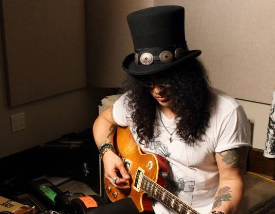 Slash, el legendario guitarrista, regresa a Colombia