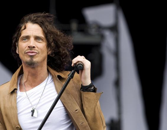 Falleció Chris Cornell, el vocalista de Soundgarden, a los 52 años
