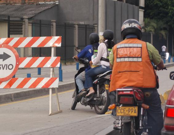 Motos Accidentes
