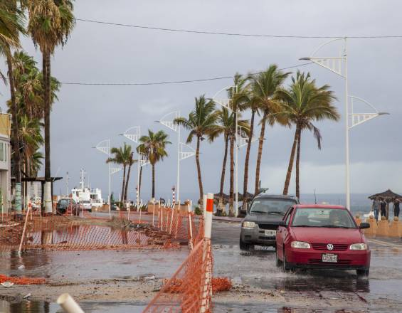 Tormenta tropical Lidia
