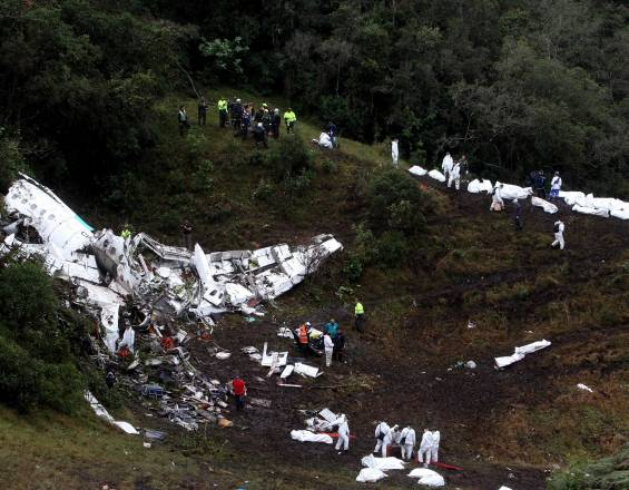 Accidente de Chapecoense