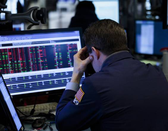 Wall Street Dow Jones Bolsa