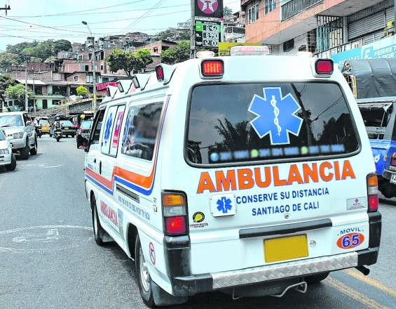 Ambulancias en Cali