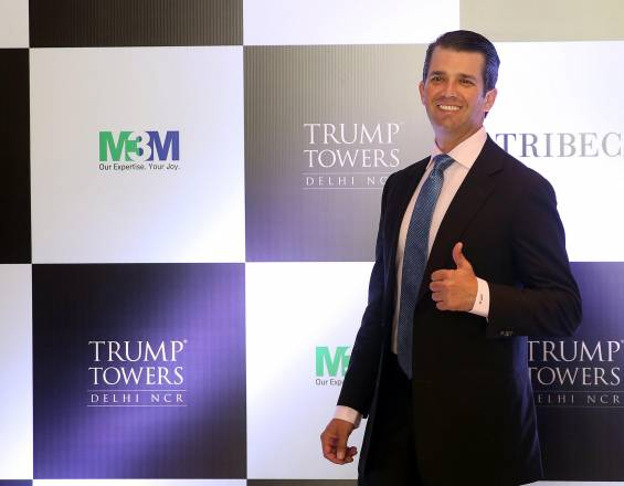 Donald Trump Jr., hijo mayor del presidente de los Estados Unidos