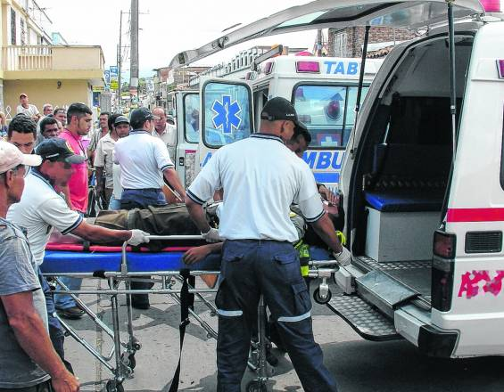 Ambulancias en Cali SOTA