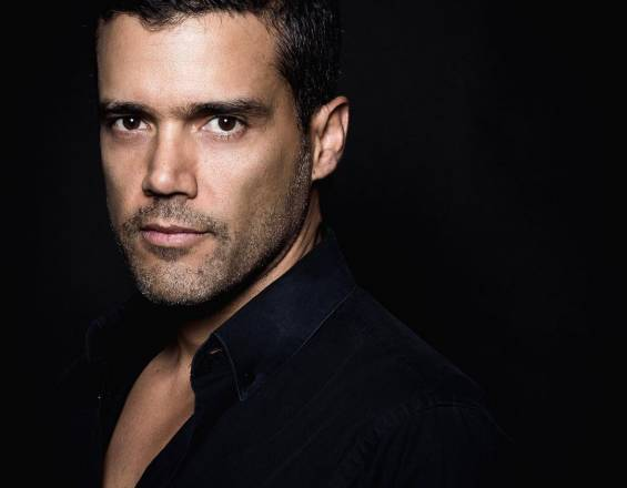 Alejandro García, actor colombiano.